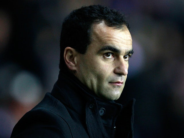 Martinez: 'I'm under same pressure as Benitez'