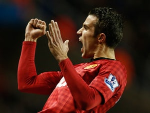 Ferguson: 'RVP reaching Ronaldo level'
