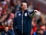 Huddersfield boss Simon Grayson on November 24, 2012