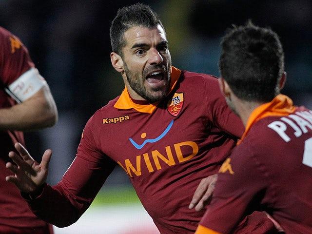 Result Mattia Destro Stars In Roma Win Sports Mole