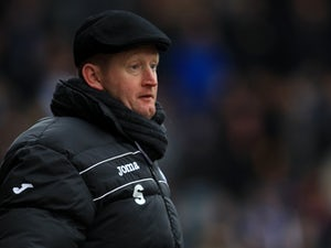 Lomas pleased with point