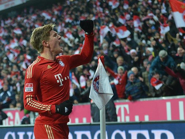 Kroos welcomes Thiago signing