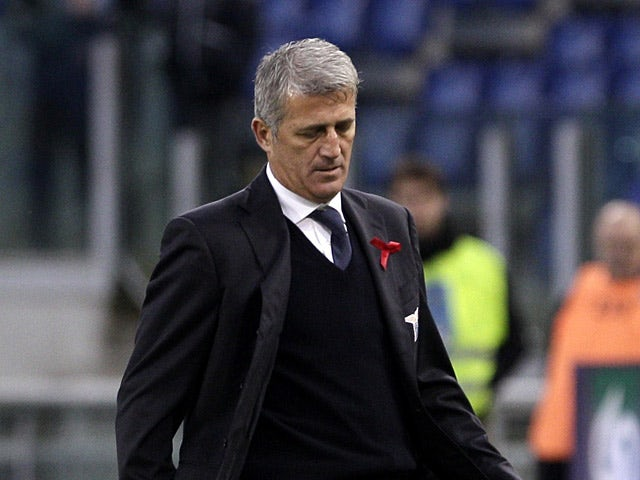 Result: Lazio win through on penalties