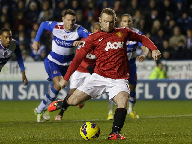 PFA chairman offers Rooney help