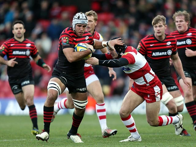 Result: Saracens edge close game