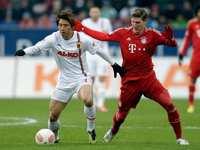 Schweinsteiger: Bayern