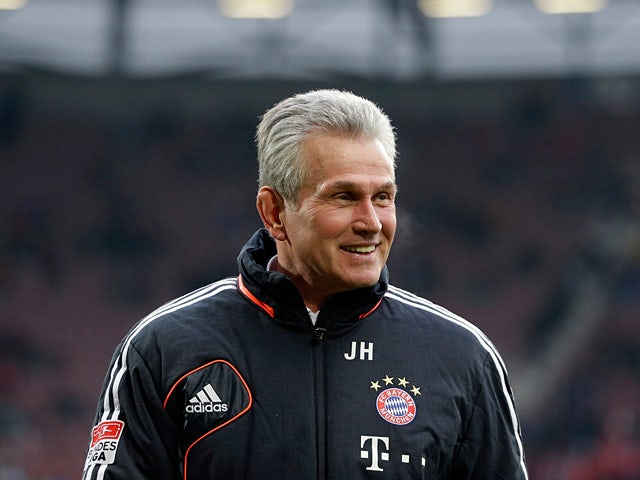 Heynckes does extensive Juve research