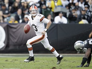 Weeden expects to keep job