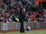 Reading manager Brian McDermott on the touchline at Southampton on December 8, 2012