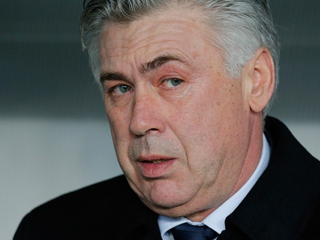 Ancelotti thrilled with PSG performance
