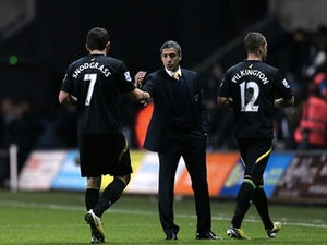 Hughton: 'Norwich feeling confident'