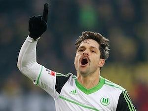 Result: Wolfsburg sweep past Bremen