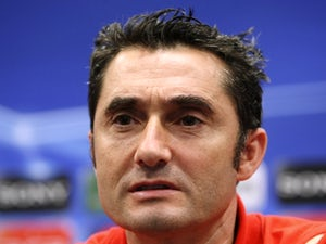 Valverde calm over contract renewal