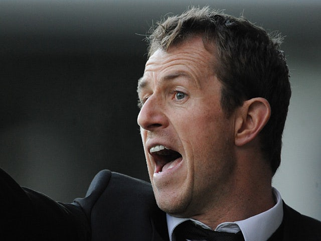 Poor performance, positive result pleases Rowett