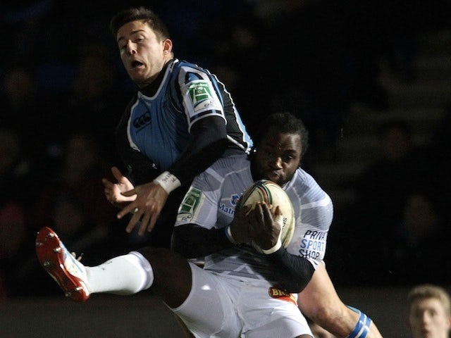 Result: Glasgow edged out by Castres