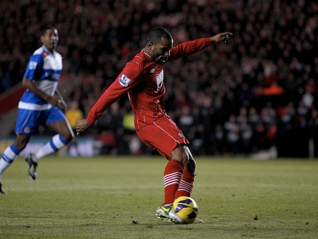 Southampton's Jason Puncheon gives his side the lead on December 8, 2012