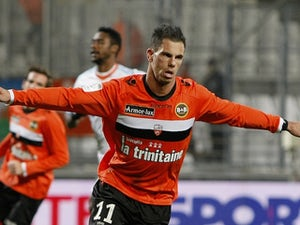 Result: Lorient beat Troyes