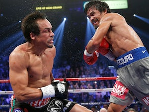 Pacquiao to fight Rios in China