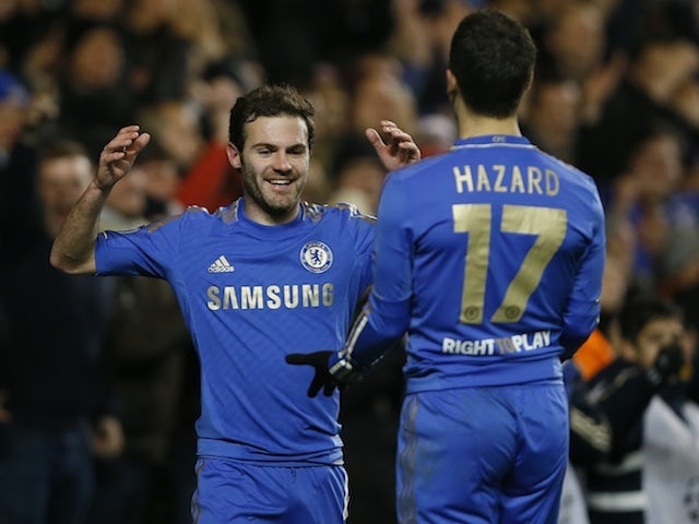 Mata reveals Premier League ambition