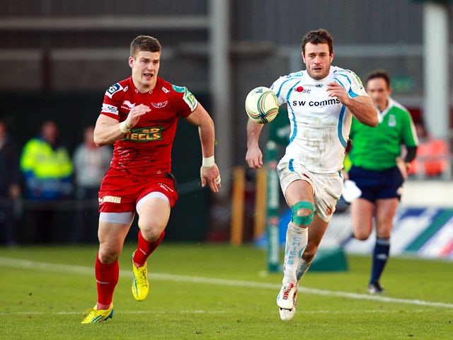 Result: Exeter edge Scarlets