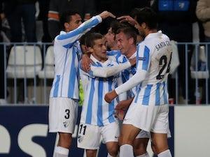 Malaga comeback breaks Eibar hearts
