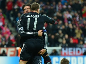 Result: Bayern edge past Bayer