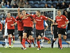 Hudson: Cardiff promotion