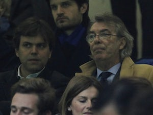 Moratti pleased with January dealing