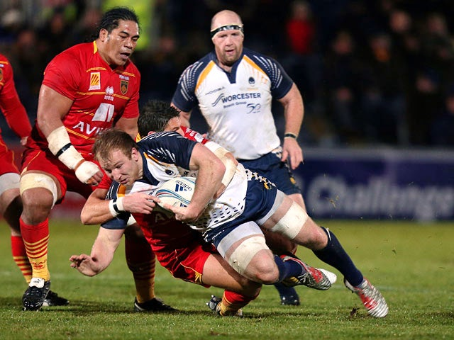 Result: Worcester earn dramatic Perpignan win