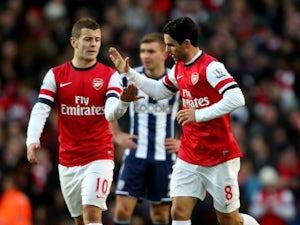 Arteta: 'Arsenal deserve credit'