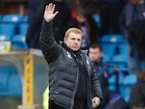 Celtic boss Neil Lennon after the win over Kilmarnock on December 8, 2012