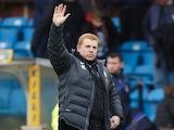 Celtic boss Neil Lennon after the win over Kilmarnock on December 8, 2012