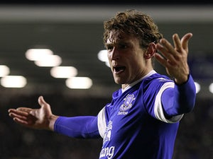 Jelavic plans talks over Everton future?