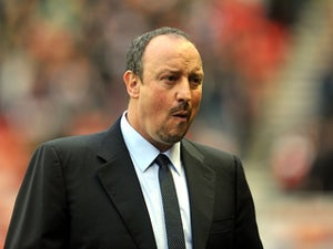 Rafael Benitez defends David Luiz's laugh