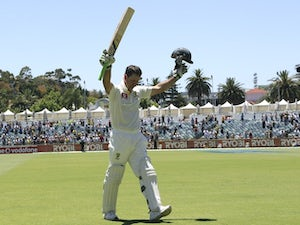 Ponting makes 169 in final first-class match