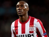 PSV Eindhoven's Atiba Hutchinson on October 25, 2012