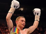 Carl Frampton on May 26, 2012
