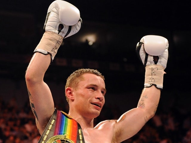 Frampton pulled out of Wembley fight