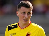Watford's Craig Forsyth on August 5, 2012