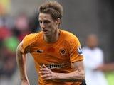 Wolverhampton Wanderers' David Edwards on April 28, 2012