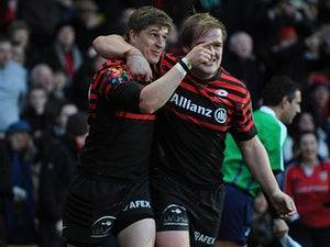 Result: Comfortable win for Saracens
