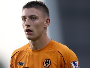 Wolverhampton Wanderers' Jake Cassidy on July 22, 2011