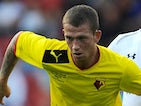 Watford's Joe Garner on August 5, 2012