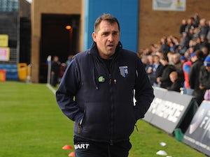 Allen praises Gillingham side