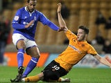 Wolverhampton Wanderers' Matt Doherty on January 18, 2012