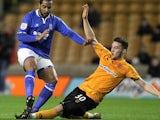 Wolverhampton Wanderers' Matt Doherty on January 18, 2012