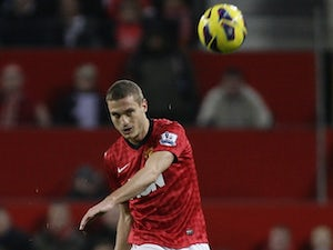 """Vidic: """"There is a long way to go"""""""