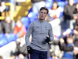 Scott Parker trains before kick off against Swansea City on December 16, 2012