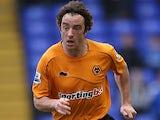 Wolverhampton Wanderers' Stephen Hunt on January 7, 2012