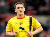 Watford's Stephen McGinn on February 5, 2011